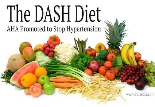 DASH-ing Towards Better Health