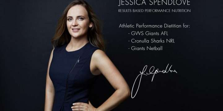 Jessica Spendlove Q & A