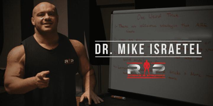 Mike Israetel Q & A