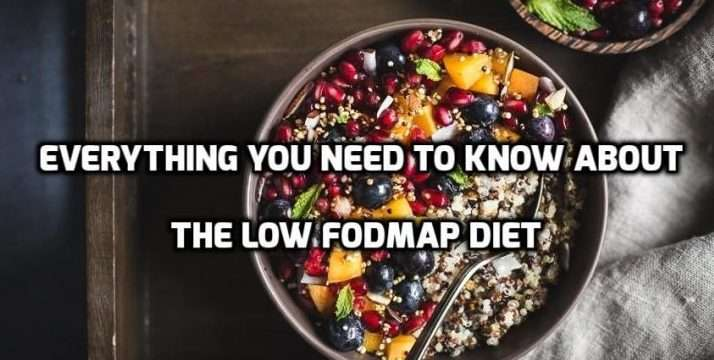 The Low FODMAP Diet