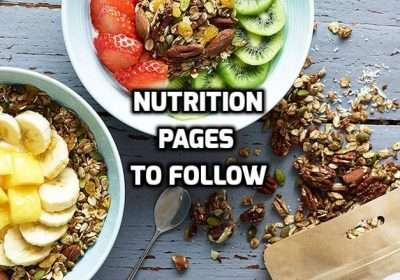 10 Nutrition Facebook Pages to Follow