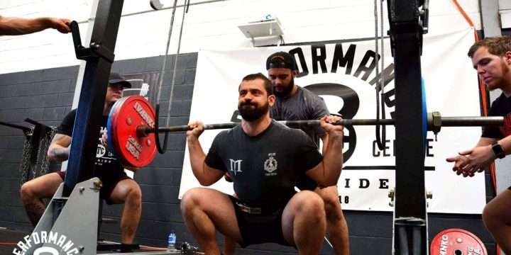 Weight-Cuts for Powerlifting