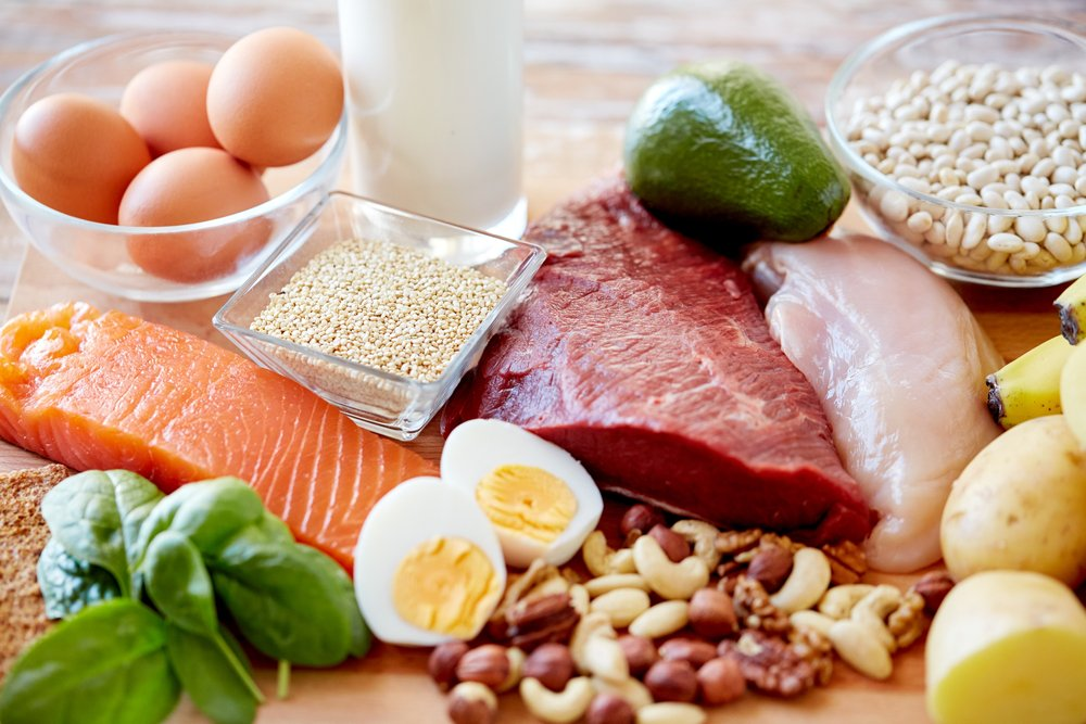 High Protein Wholefoods