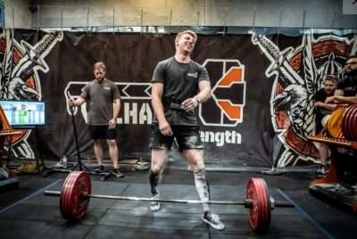 Aidan Muir Deadlift