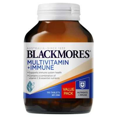 Multivitamin + Immune Function Blackmores