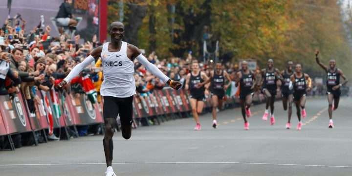 Intra-Race Nutrition for Marathon Runners