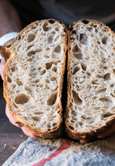 sourdough bread low fodmap