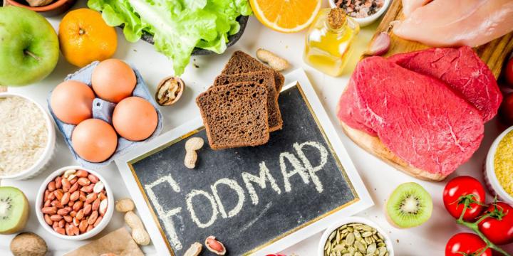 low FODMAP diet Gut microbiome